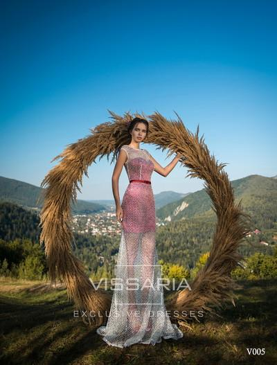 Evening Dress Vissaria V005
