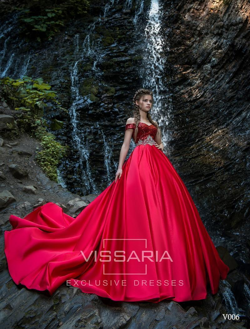 Evening Dress Vissaria V006