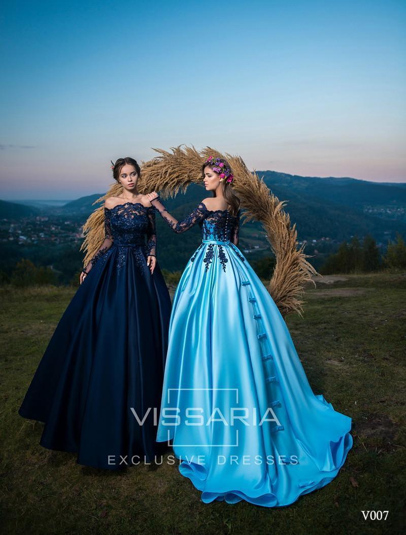Вечернее платье Vissaria V007