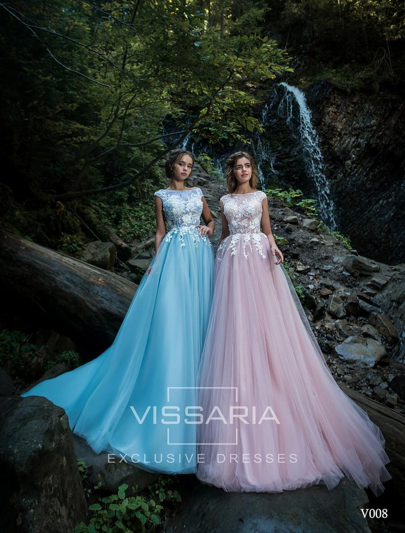 Evening Dress Vissaria V008