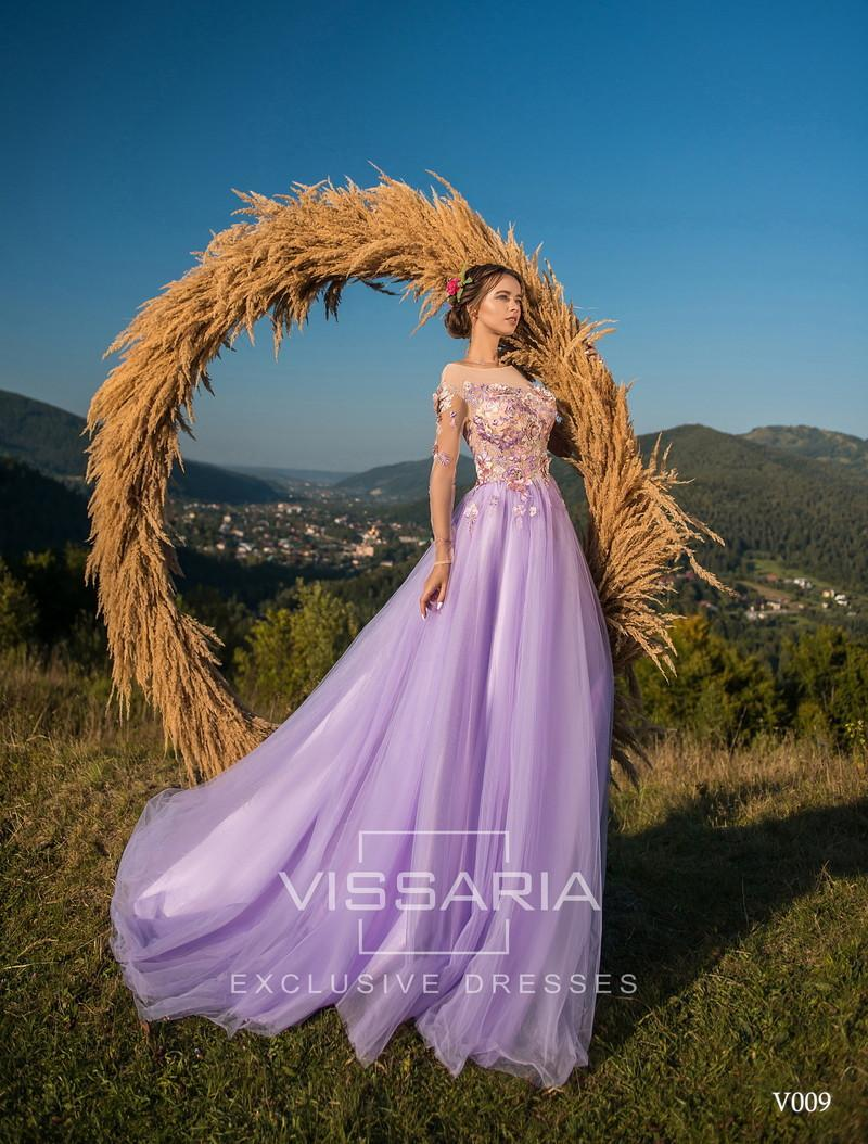 Evening Dress Vissaria V009