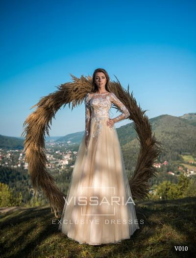 Evening Dress Vissaria V010