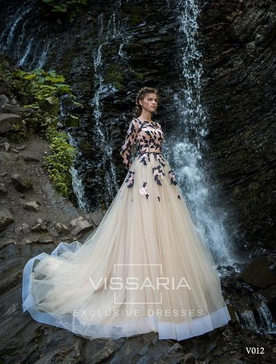 Evening Dress Vissaria V012