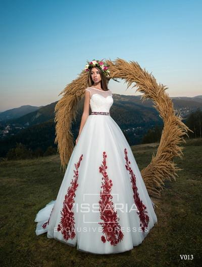 Evening Dress Vissaria V013