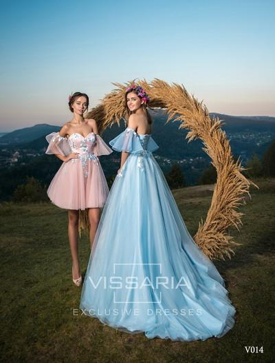Evening Dress Vissaria V014