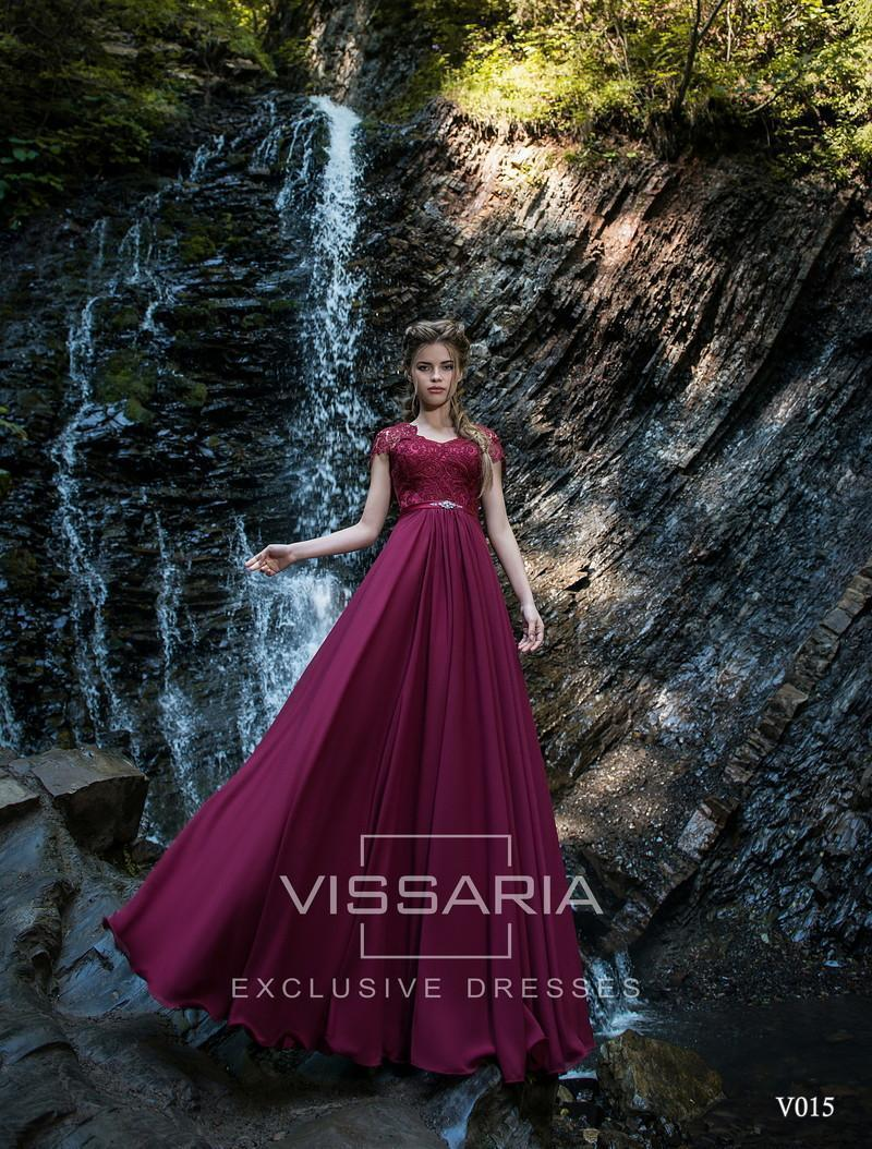 Evening Dress Vissaria V015
