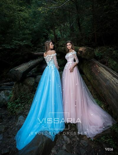 Evening Dress Vissaria V016