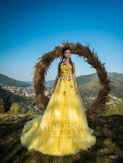 Evening Dress Vissaria V017