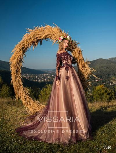 Evening Dress Vissaria V020