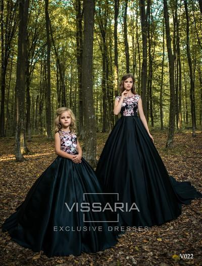 Evening Dress Vissaria V022