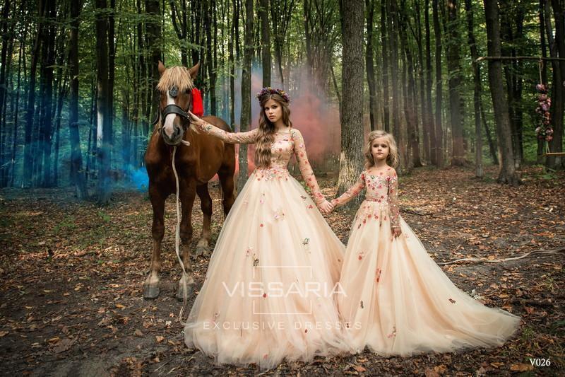 Evening Dress Vissaria V026
