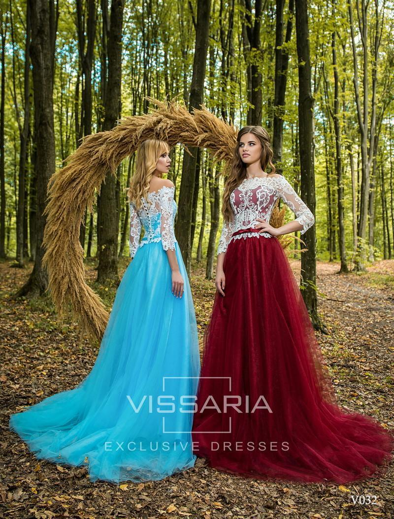 Abendkleid Vissaria V032