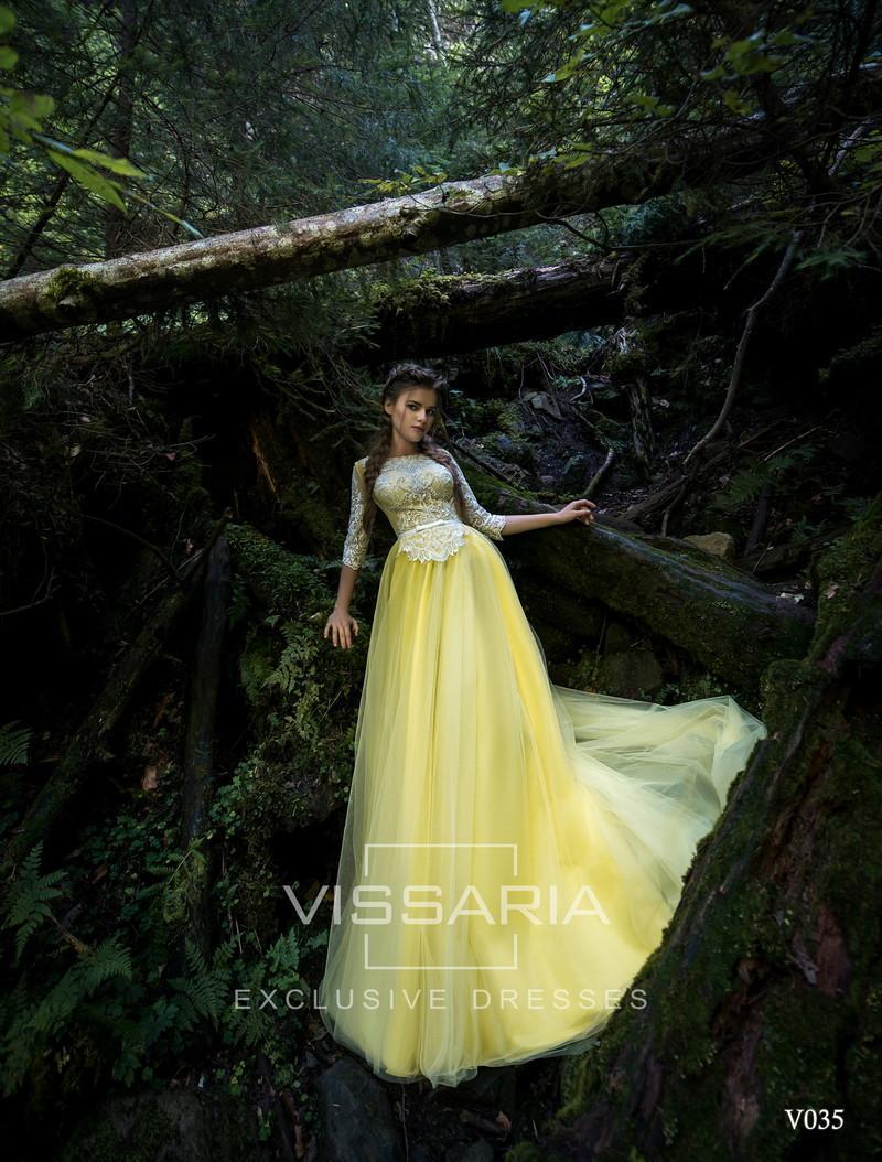 Abendkleid Vissaria V035