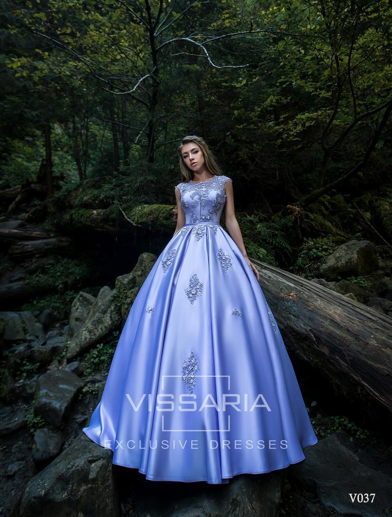 Вечернее платье Vissaria V037