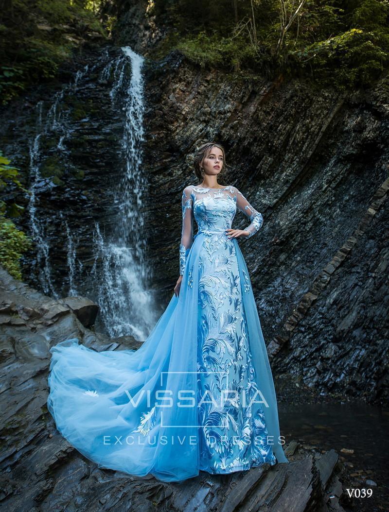 Вечернее платье Vissaria V039