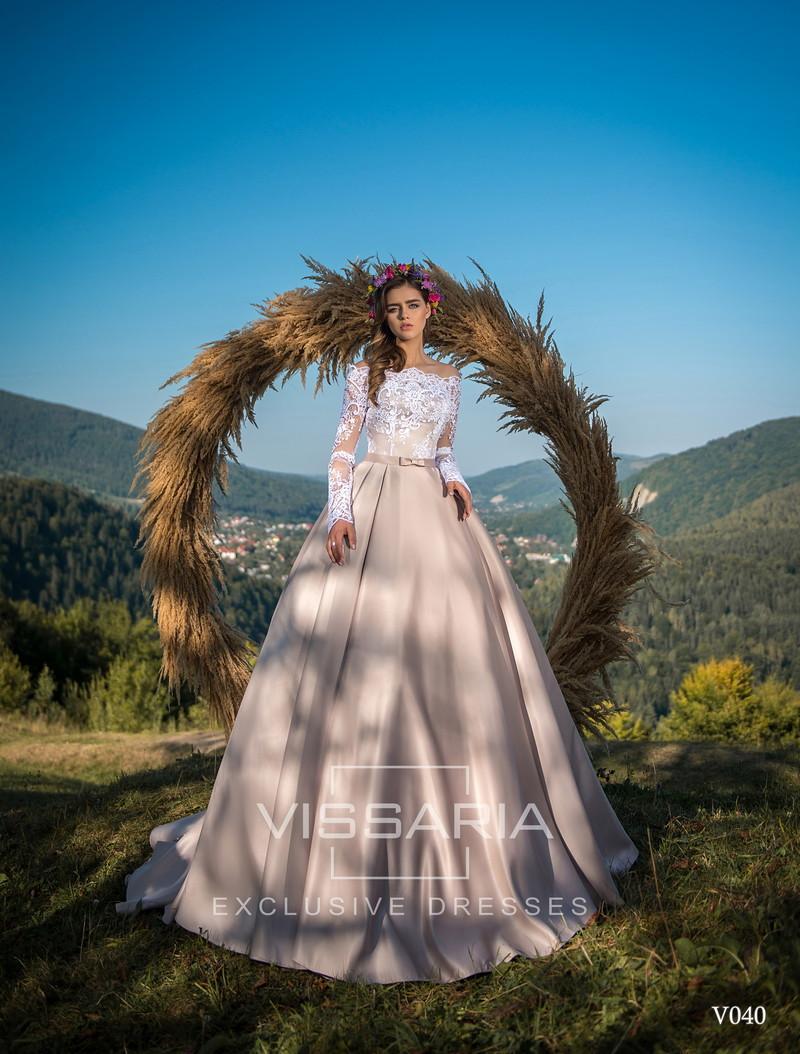 Evening Dress Vissaria V040