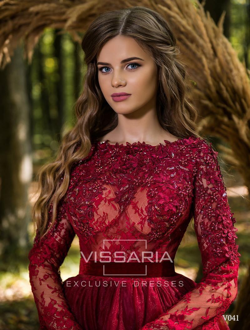 Вечернее платье Vissaria V041