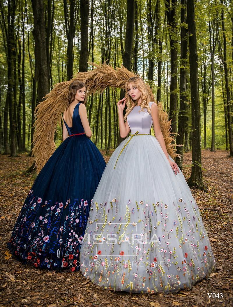 Evening Dress Vissaria V043