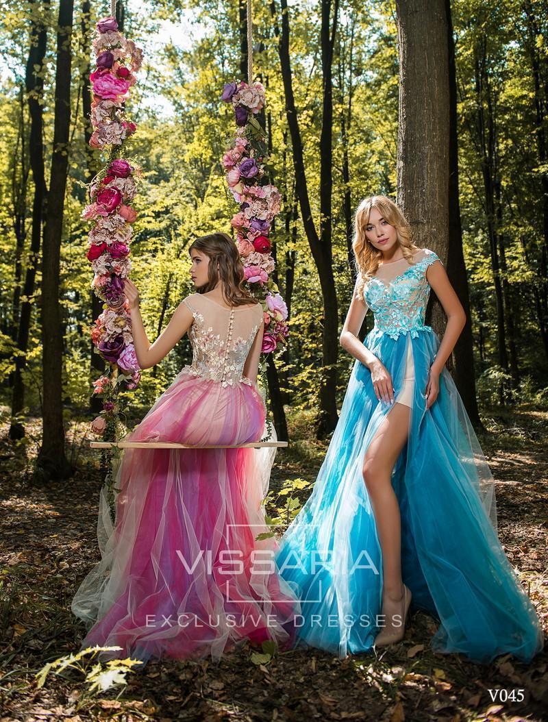 Вечернее платье Vissaria V045
