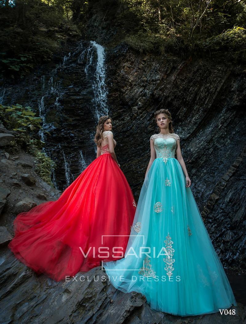 Evening Dress Vissaria V048
