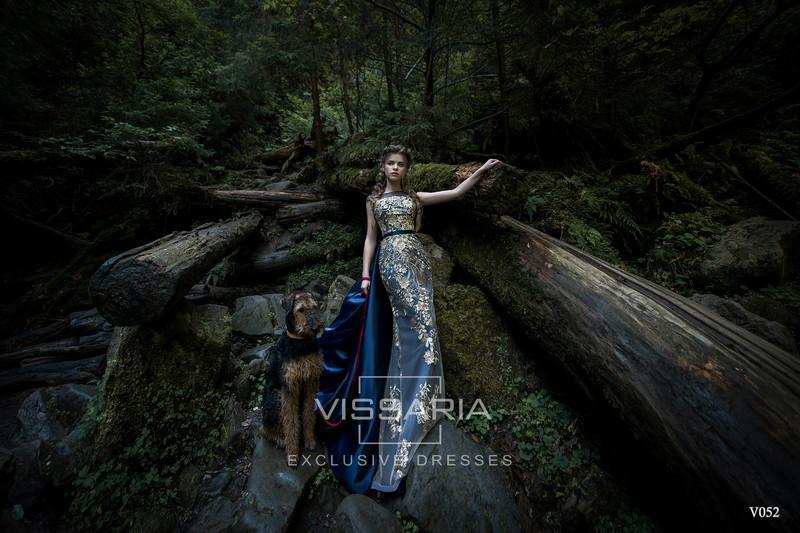 Вечернее платье Vissaria V052