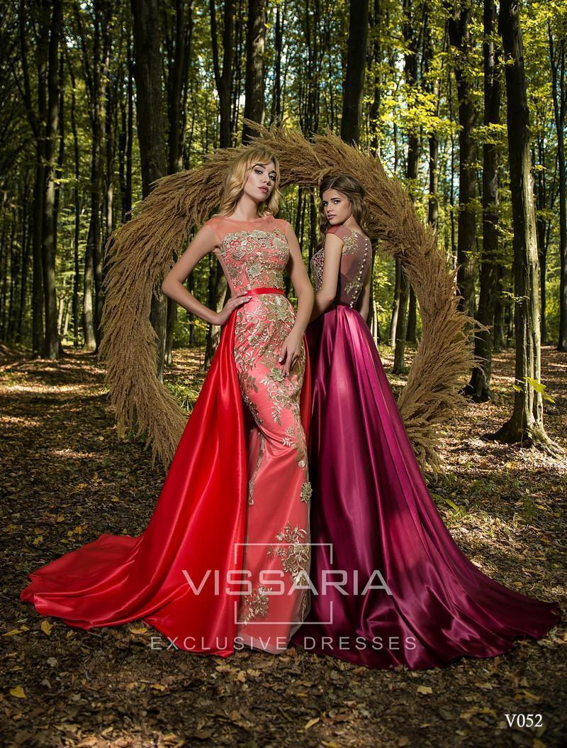 Evening Dress Vissaria V052