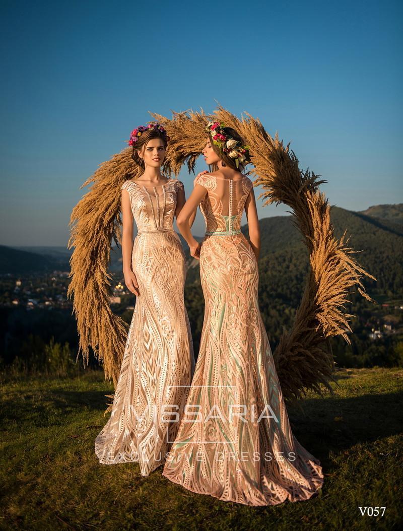 Večerní šaty Vissaria V057