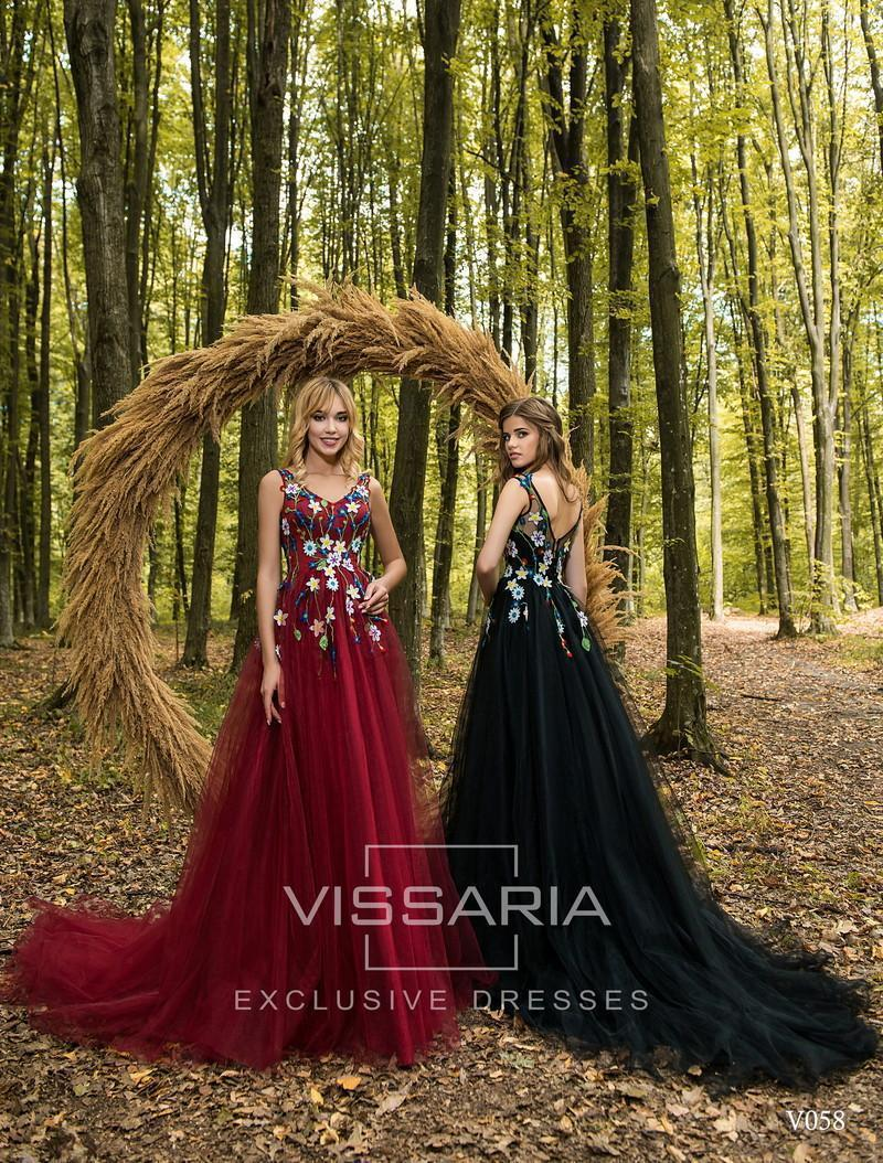 Abendkleid Vissaria V058