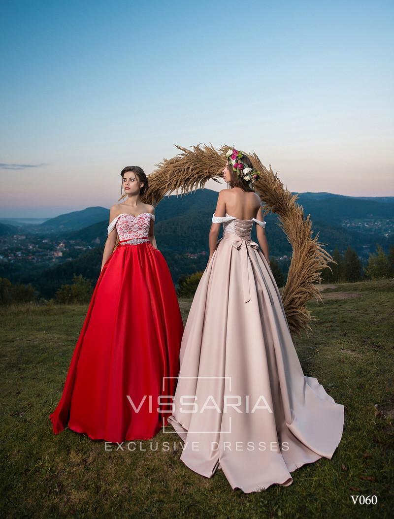 Evening Dress Vissaria V060