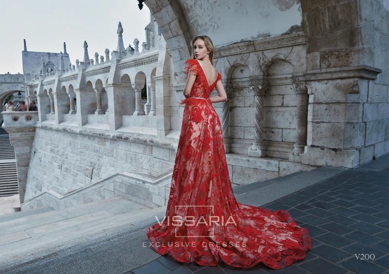 Вечернее платье Vissaria V200