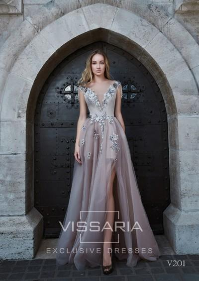 Evening Dress Vissaria V201
