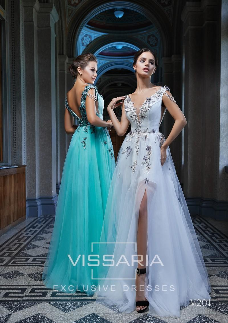 Вечернее платье Vissaria V201