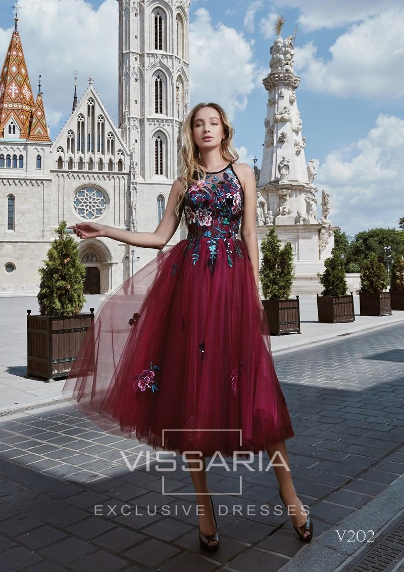 Evening Dress Vissaria V202