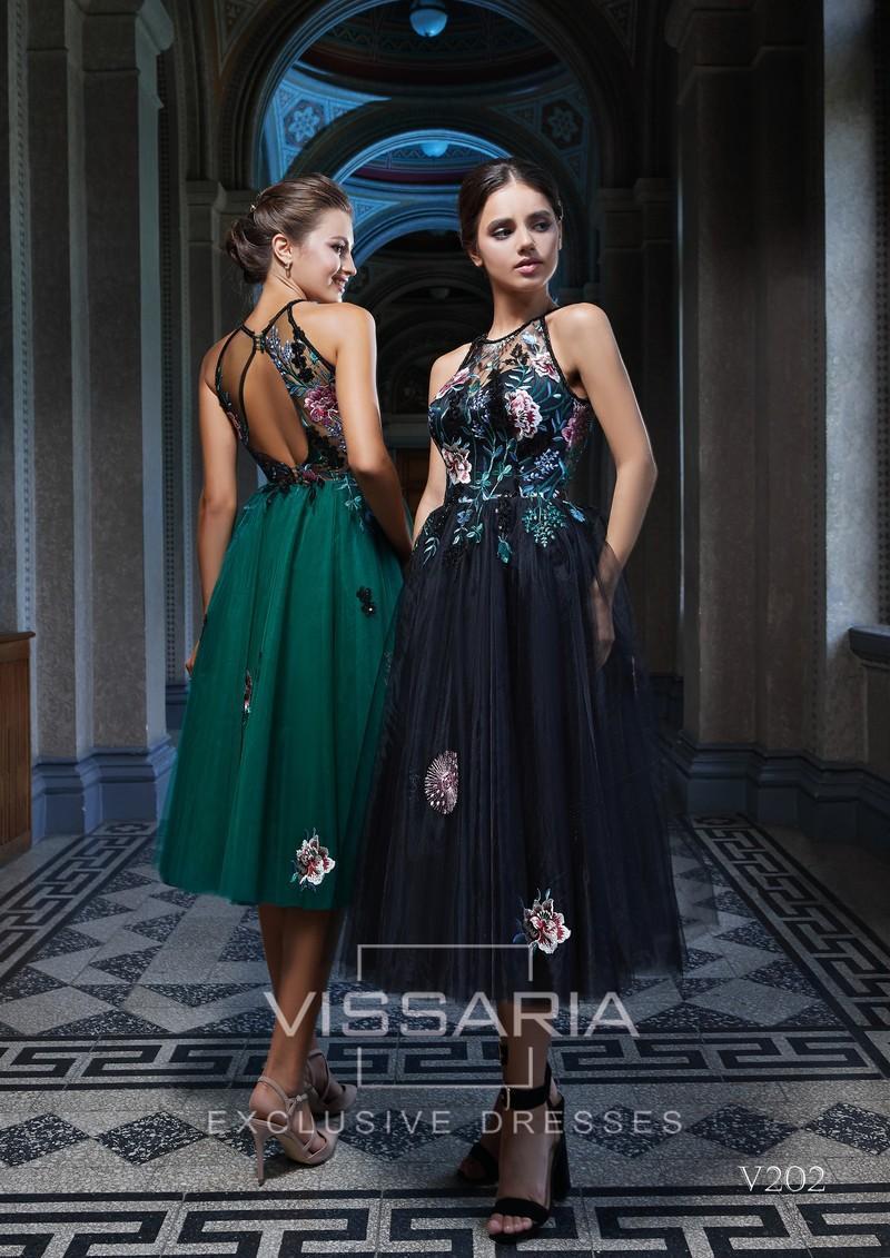 Вечернее платье Vissaria V202