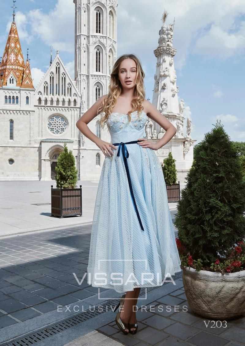 Evening Dress Vissaria V203