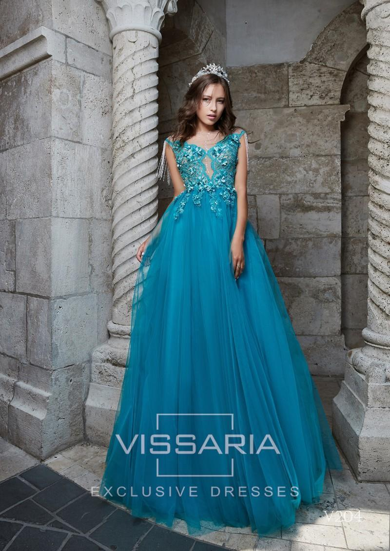 Вечернее платье Vissaria V204