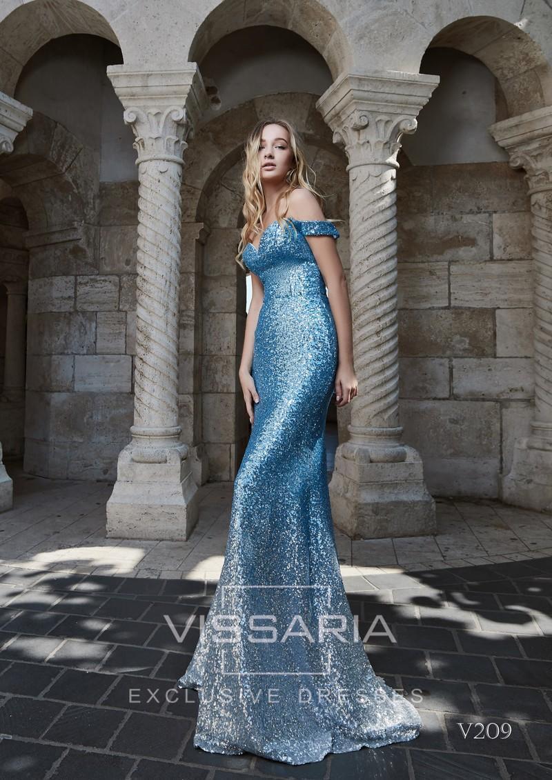 Abendkleid Vissaria V209