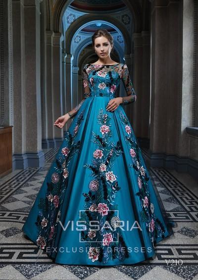 Evening Dress Vissaria V210