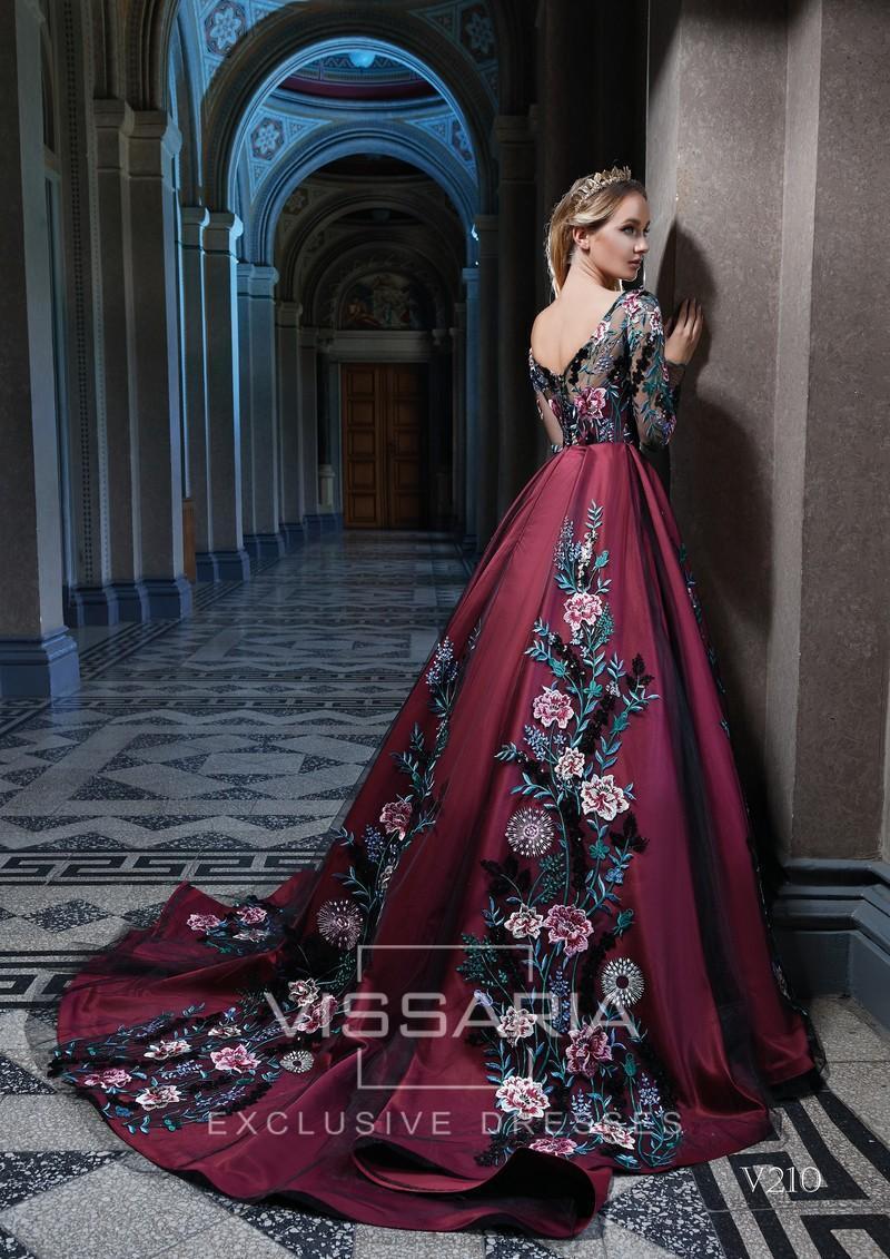 Вечернее платье Vissaria V210