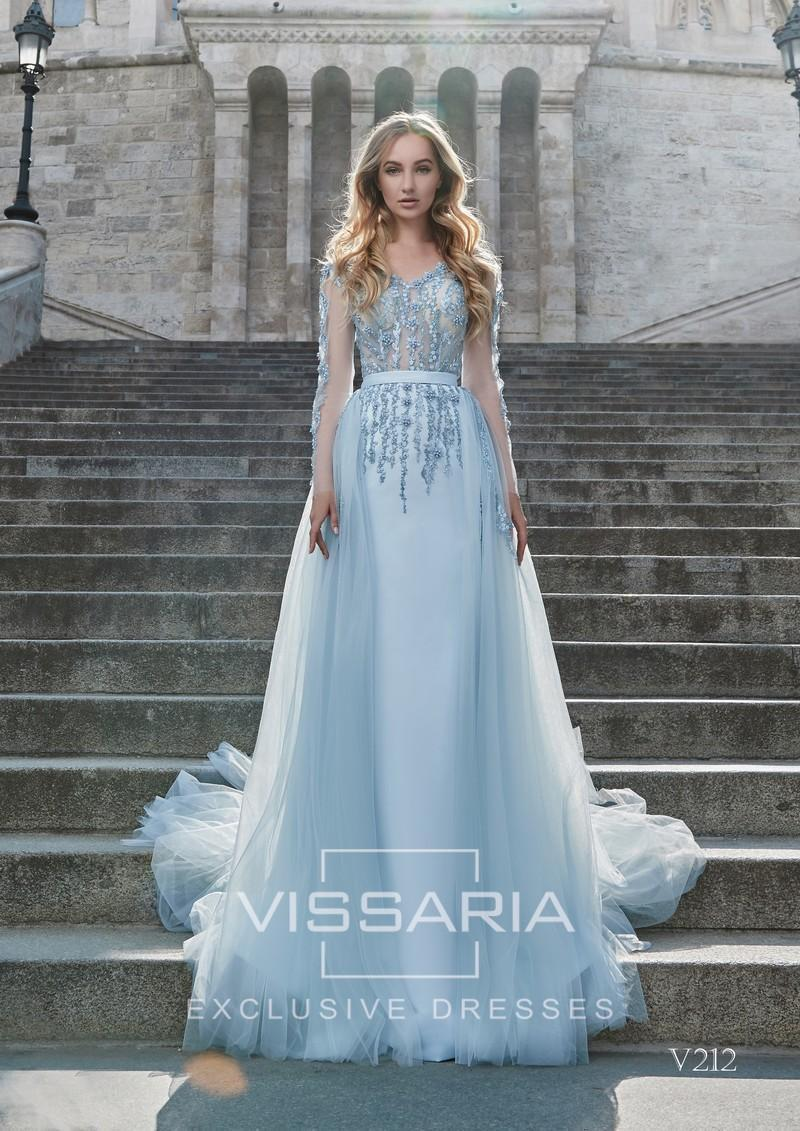 Suknia wieczorowa Vissaria V212