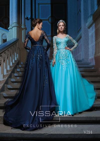 Evening Dress Vissaria V214