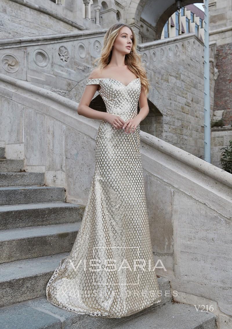 Abendkleid Vissaria V216