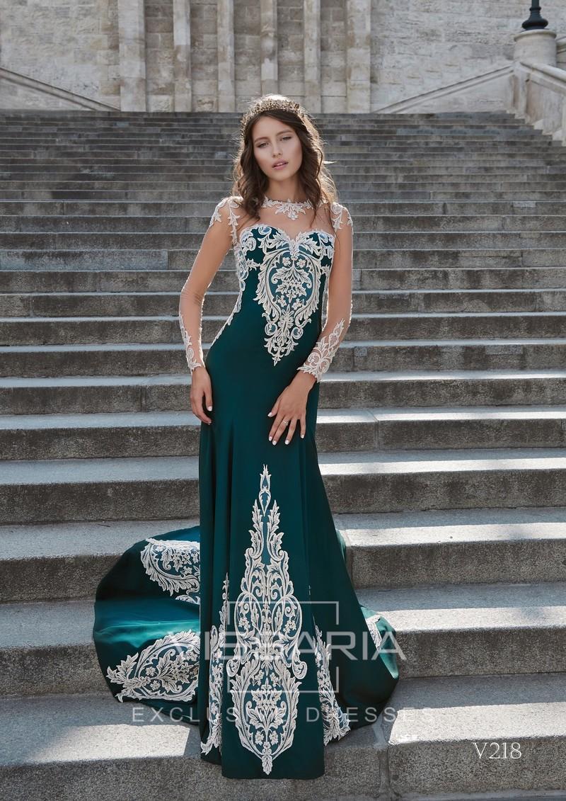 Abendkleid Vissaria V218