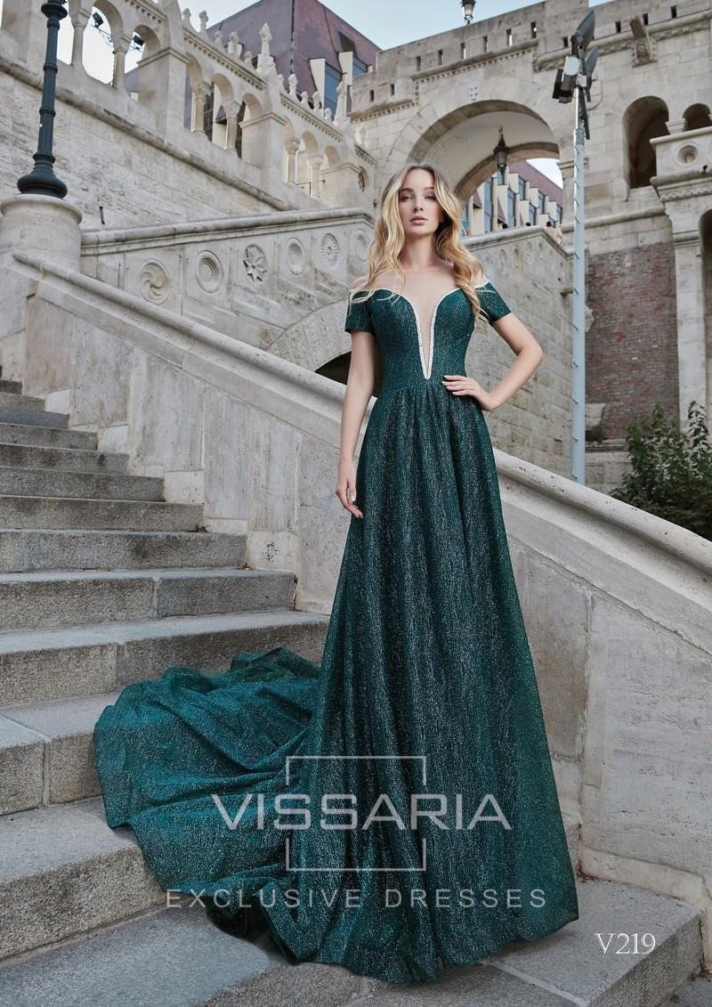Evening Dress Vissaria V219