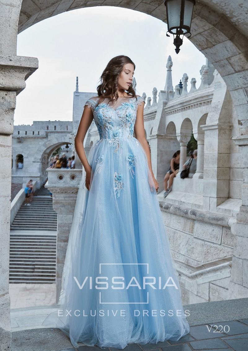 Evening Dress Vissaria V220