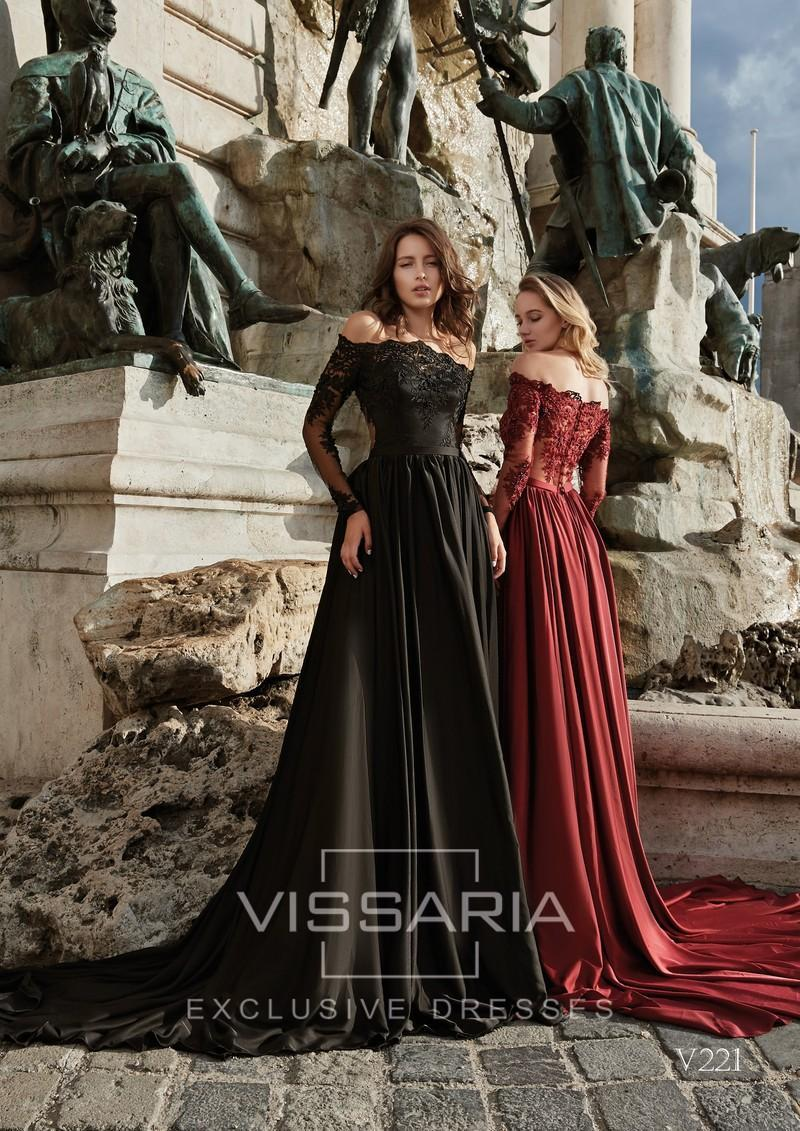 Evening Dress Vissaria V221