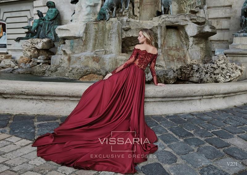 Вечернее платье Vissaria V221