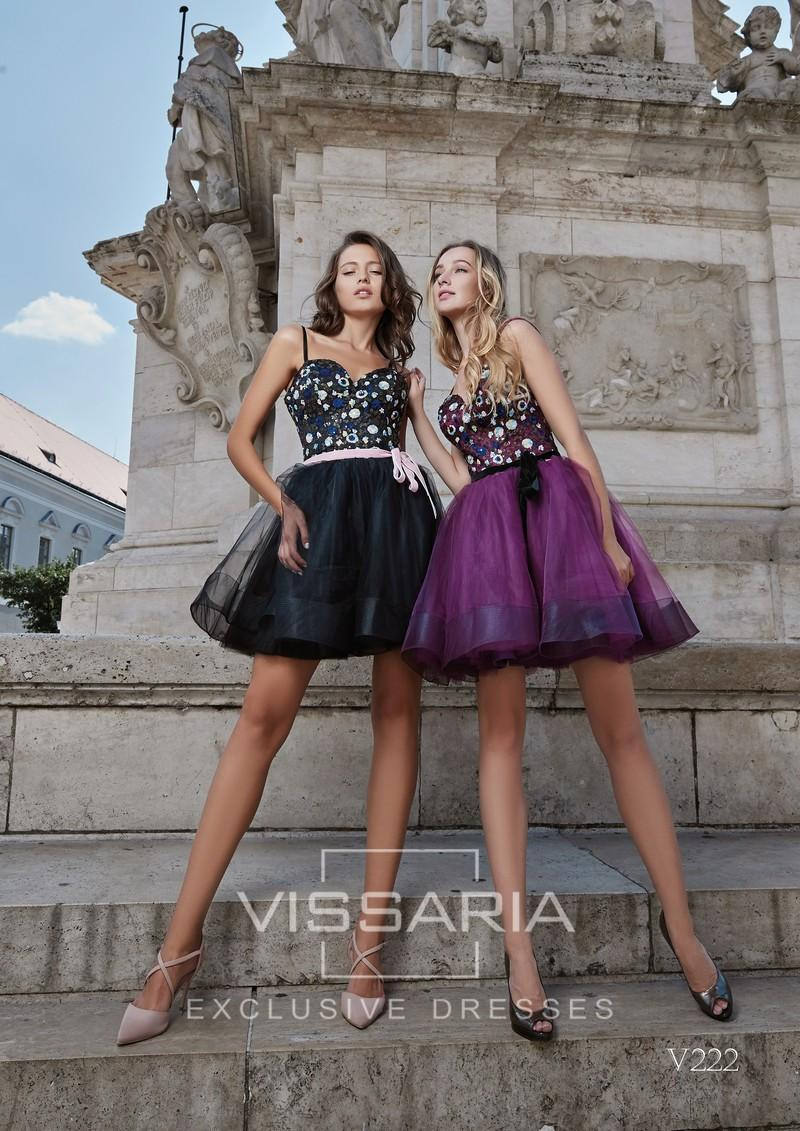 Evening Dress Vissaria V222