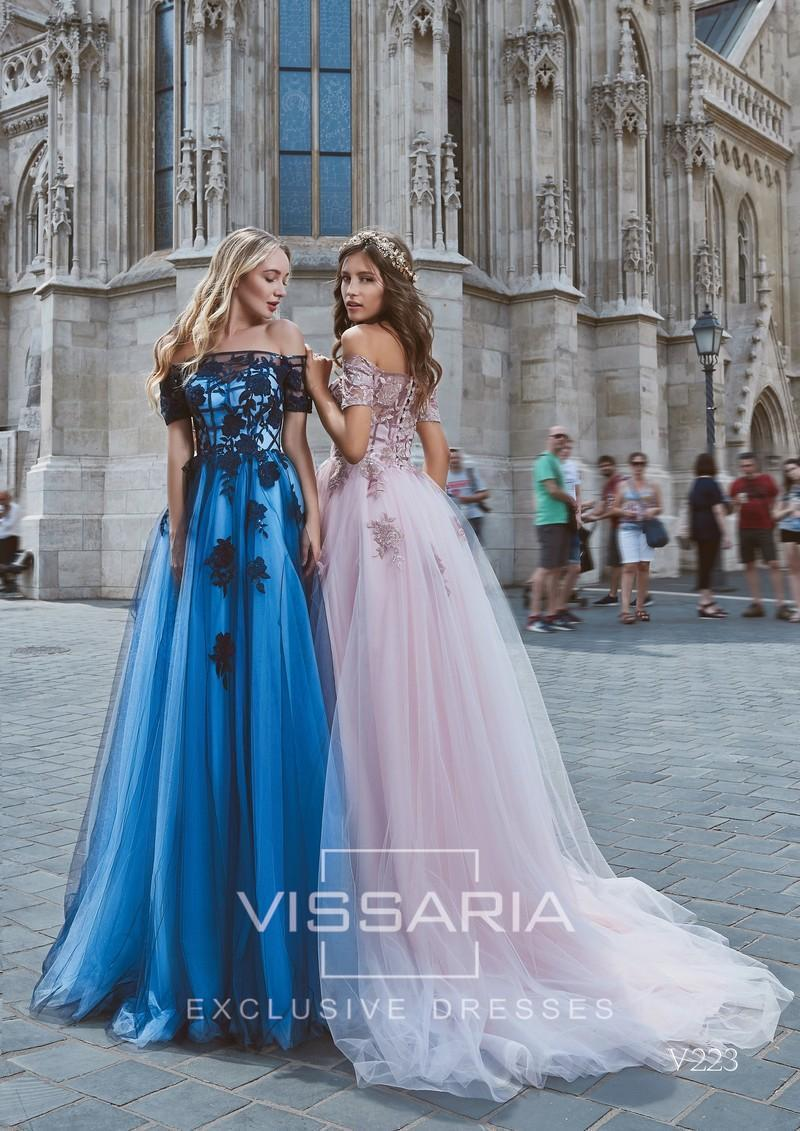 Evening Dress Vissaria V223
