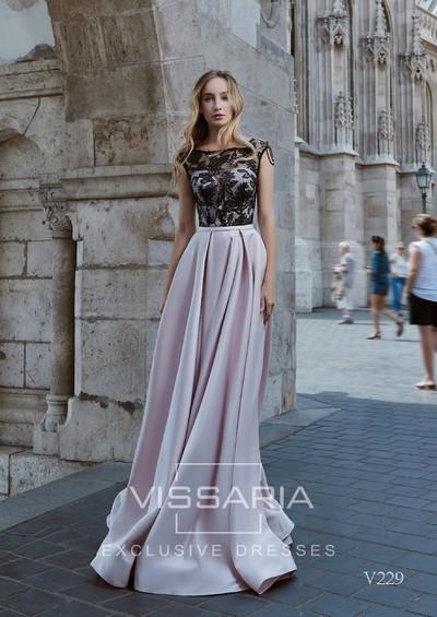 Suknia wieczorowa Vissaria V229